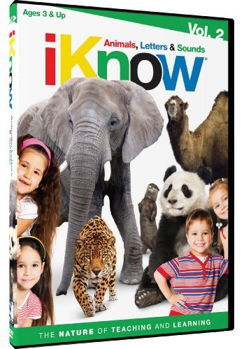 Iknow Iknow Vol. 2 Animals Letters Vol. 2 Tvy