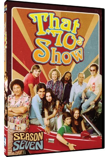 That 70's Show Season 7 DVD Season 7