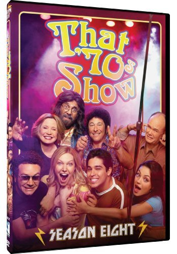 That 70's Show Season 8 DVD