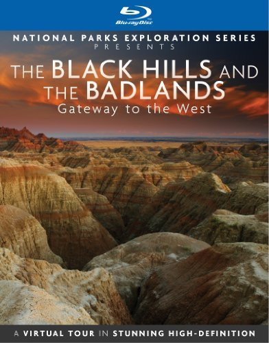 Black Hills & The Badlands Ga National Parks Exploration Ser Blu Ray Ws Tvg