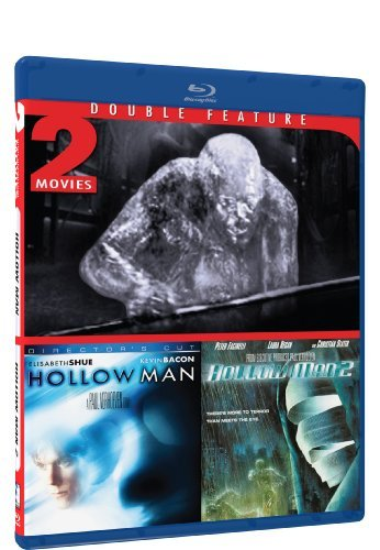 Hollow Man Hollow Man 2 Double Feature Blu Ray R