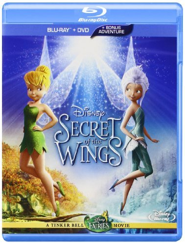 Secret Of The Wings Secret Of The Wings Blu Ray Ws G Incl. DVD