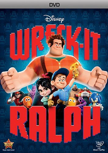 Wreck It Ralph Disney DVD Pg Ws