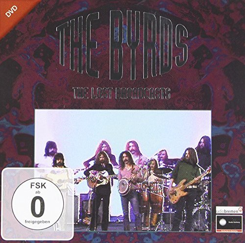 Byrds Lost Broadcasts