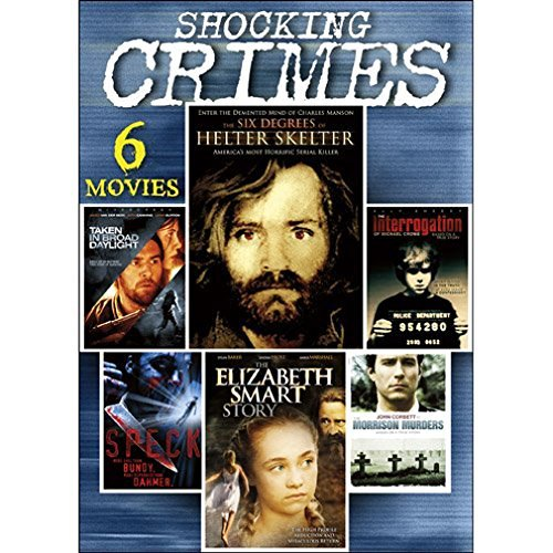 6 Movie Shocking Crimes 6 Movie Shocking Crimes Nr 2 DVD