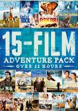 15 Film Adventure Pack 15 Film Adventure Pack Nr 3 DVD