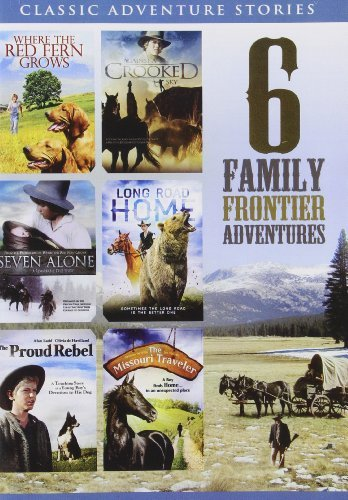 6 Film Family Frontier Adventu 6 Film Family Frontier Adventu Nr 2 DVD