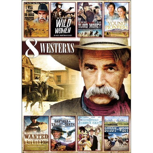 8 Movie Western Pack Vol. 4 8 Movie Western Pack Nr 2 DVD