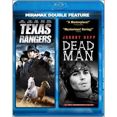 Texas Rangers Dead Man Deep Glover Hurt Byrne Kutcher Blu Ray Ws R