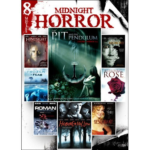 Vol. 11 8 Film Midnight Horror Collect Nr 2 DVD