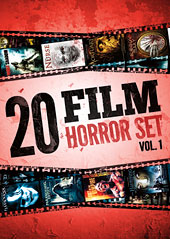 20 Film Horror 20 Film Horror Nr 4 DVD Amaray