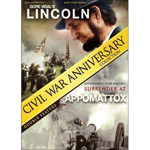 Gore Vidal's Lincoln Surrender Civil War Anniversary Collecti Nr