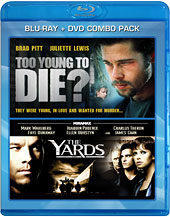 Too Young To Die The Yards Too Young To Die The Yards Blu Ray Ws R Incl. DVD