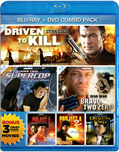 3 Film Action Collection Super 3 Film Action Collection Super Blu Ray Ws R Incl. DVD
