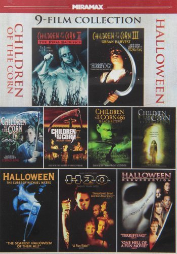 9 Film Children Of The Corn Ha 9 Film Children Of The Corn Ha Ws R 3 DVD Amaray