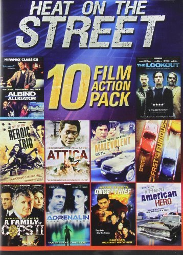 10 Film Heat On The Street 10 Film Heat On The Street Ws Nr 2 DVD