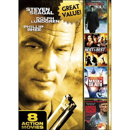 Vol. 3 8 Film Action Pack 8 Film Action Pack Ws Nr 2 DVD