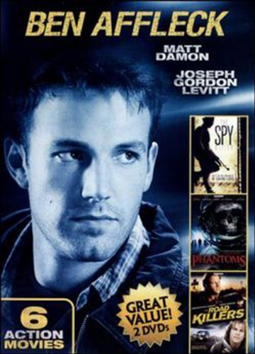 Affleck Damon 6 Movie Collection Nr 2 DVD Slimline