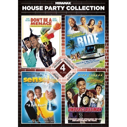 Miramax House Party Collection Miramax House Party Collection Ws R 2 DVD