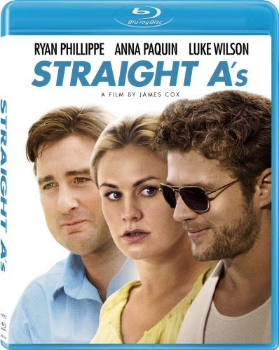 Straight A's Paquin Anna Blu Ray Ws R