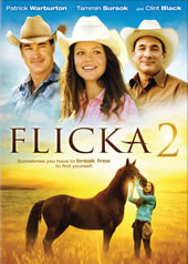 Flicka 2 Warburton Sursok Black DVD Nr