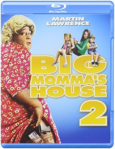 Big Momma's House 2 Lawrence Long Blu Ray Ws Pg13