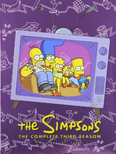 Simpsons Season 3 DVD Season 3