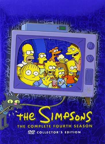 Simpsons Season 4 DVD Season 4