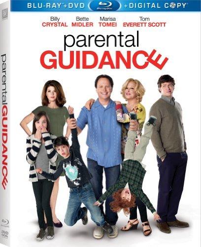 Parental Guidance Crystal Midler Tomei Blu Ray Ws Pg Incl. DVD Dc