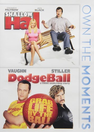 Shallow Hal Dodgeball Shallow Hal Dodgeball Ws Nr Incl. Movie Money