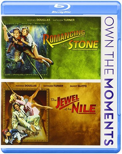 Romancing The Stone Jewel Of T Romancing The Stone Jewel Of T Blu Ray Ws Nr