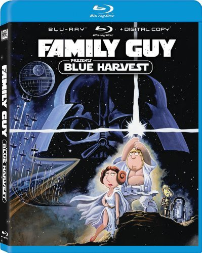 Family Guy Blue Harvest Blu Ray Nr Ws