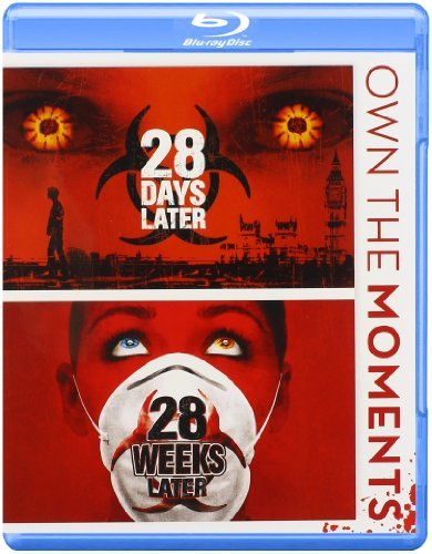 28 Days Later 28 Weeks Later 28 Days Later 28 Weeks Later Blu Ray Ws Nr