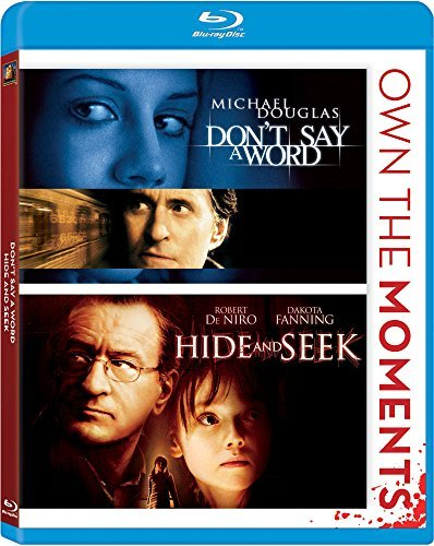 Don't Say A Word Hide & Seek Don't Say A Word Hide & Seek Blu Ray Ws R