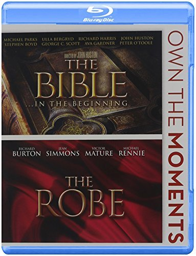 Bible Robe Bible Robe Blu Ray Ws Nr 2 DVD