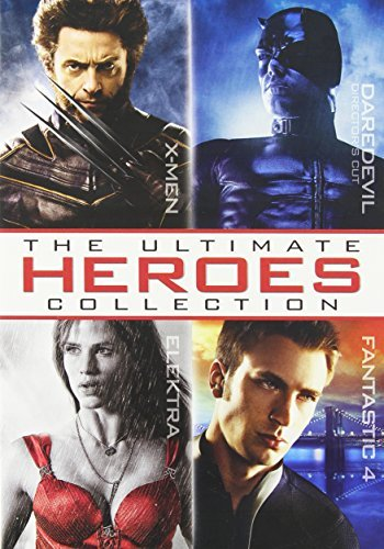 Ultimate Heroes Collection Ultimate Heroes Collection Nr 4 DVD