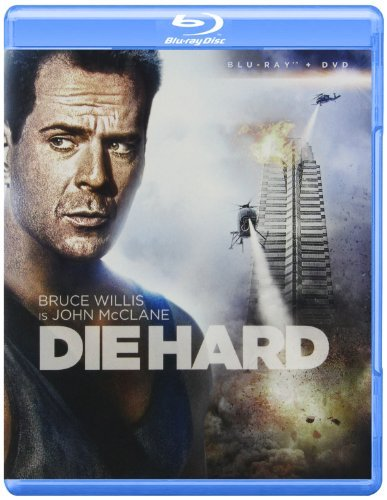 Die Hard Willis Bruce Blu Ray Ws Pg13 DVD