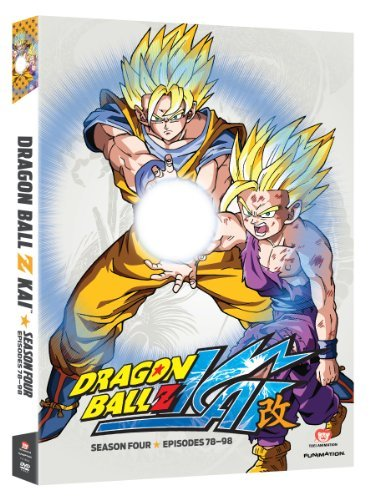 Dragon Ball Z Kai Season 4 Tvpg