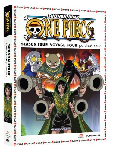 One Piece Season 4 Voyage Four Tv14 2 DVD