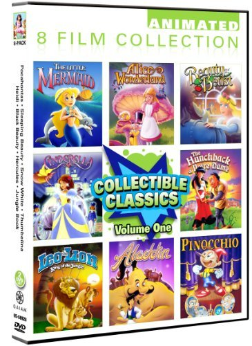 Animated Classics 8 Pack Vol. Animated Classics 8 Pack Nr