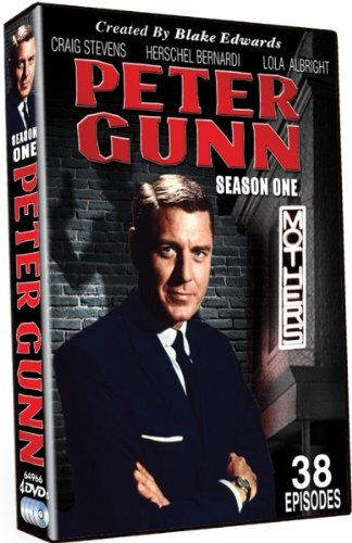 Peter Gunn Season 1 Nr 4 DVD