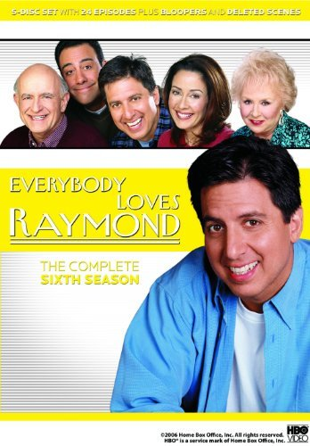 Everybody Loves Raymond Season 6 DVD