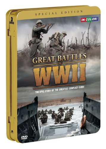 Great Battles Of Ww2 Great Battles Of Ww2 Nr 3 DVD