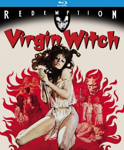 Virgin Witch Virgin Witch Blu Ray Ws R