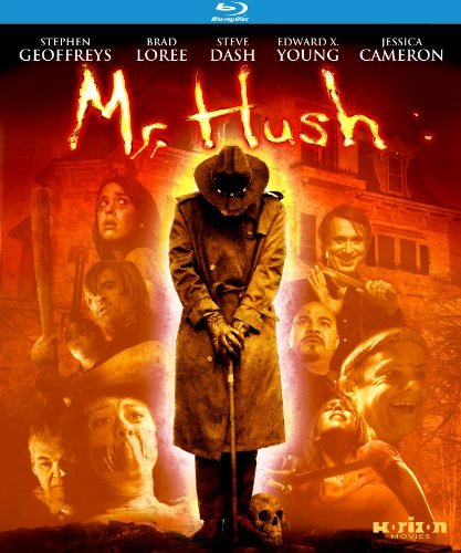 Mr. Hush Geoffreys Loree Dash Blu Ray Ws Nr