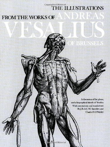 J. B. Saunders The Illustrations From The Works Of Andreas Vesali Revised