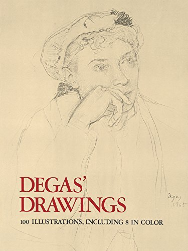 H. G. E. Degas Degas' Drawings Revised