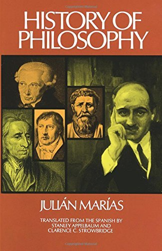 Julian Marias History Of Philosophy 0022 Edition;