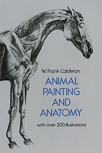 W. Frank Calderon Animal Painting And Anatomy Revised