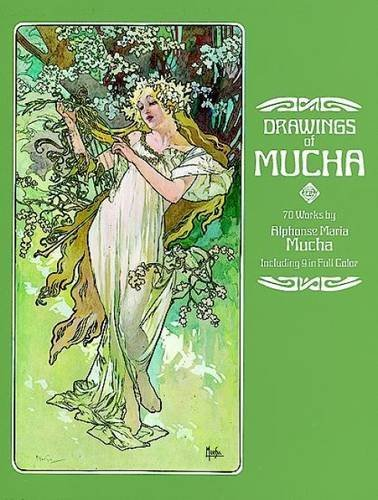 Alphonse Mucha Drawings Of Mucha